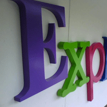 3D letters sign boards9