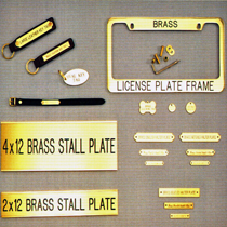 brass name plates7